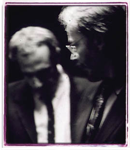 Walter Becker (r) & Donald Fagen (l): Photo by Annalisa