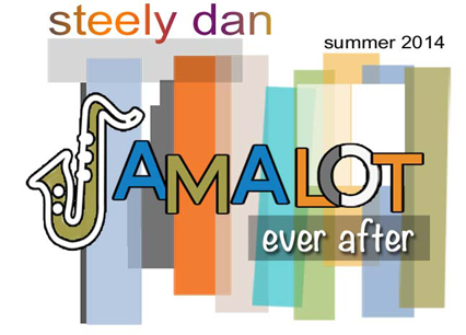 Steely Dan Jamalot Ever After Tour 2014